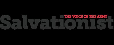 the salvationist logo